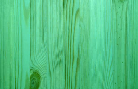 Vertical Pattern of Green Colored Wood Plank Surface for Background and Banner