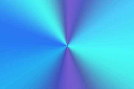 Futuristic Gradient Blue Ray for Abstract background