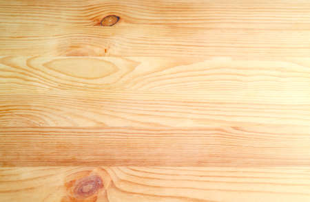 Front view of Light brown horizontal pattern natural wooden plank for background or banner