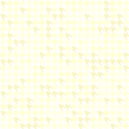grid: Yellow houndstooth pattern. Illustration
