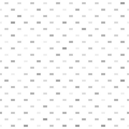 arsenic: Gray rectangle pattern Seamless vector background Illustration