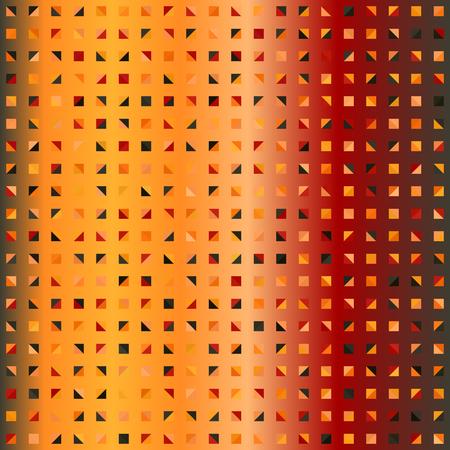 jonquil: Gradient pattern, Seamless vector background Illustration