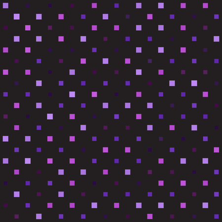 Square pattern Seamless vector background