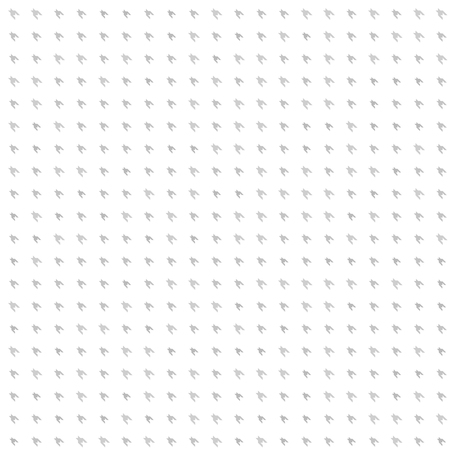 Gray houndstooth pattern. Seamless vector background - gray shapes on white backdrop