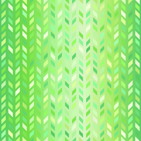 Parallelogram pattern. Seamless vector background - green polygons on gradient backdrop