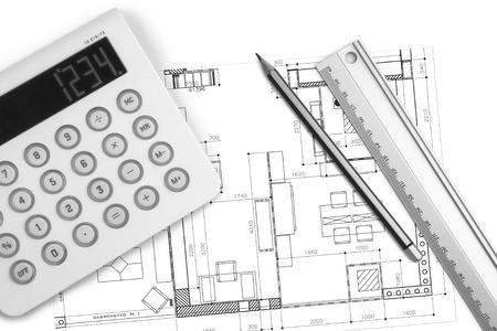 Interior designs object Banco de Imagens