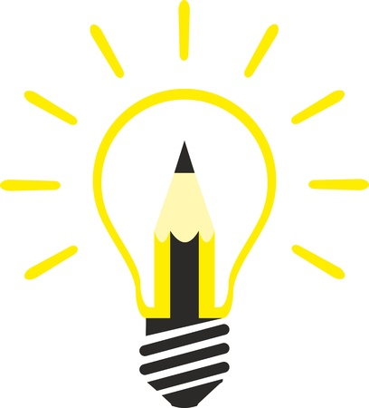 Creativity and ideas Stock Vector - 20006344