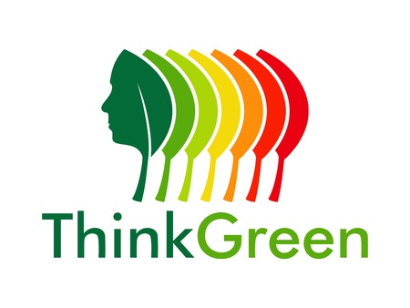 Think green and energy efficiency Stock Vector - 20279081