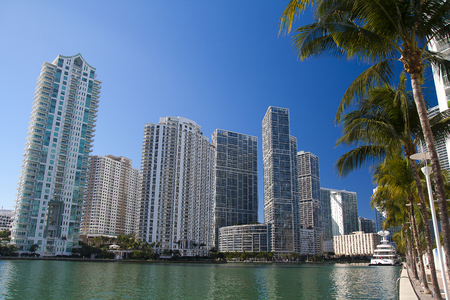Downtown Miami and Brickell