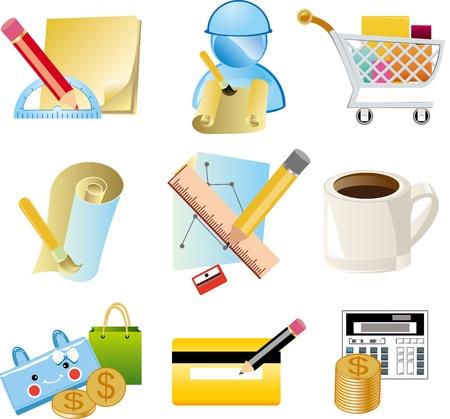 Stock Illustration Information Vektoros illusztráció