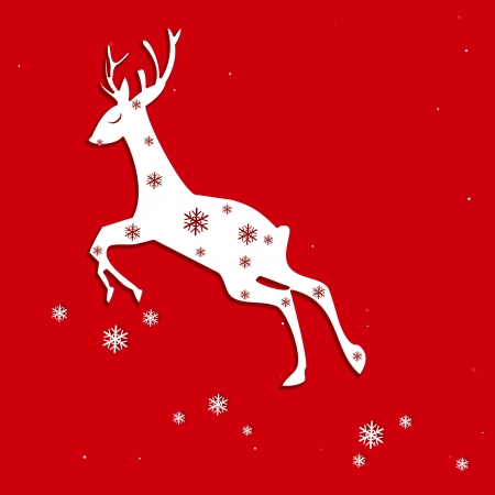 caribou: Christmas cards