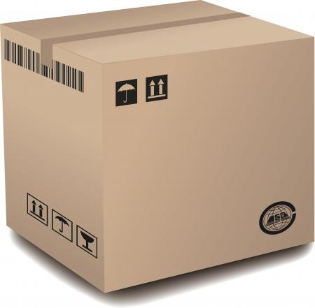 crates: A Cardboard Box