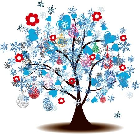 Christmas card Stock Vector - 17090489