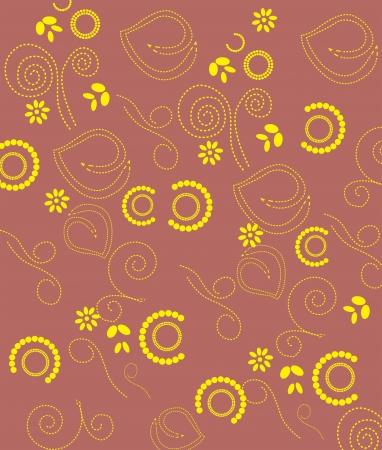 Wallpaper (Cloth) pattern