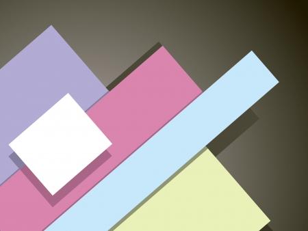 paper notes Illustration