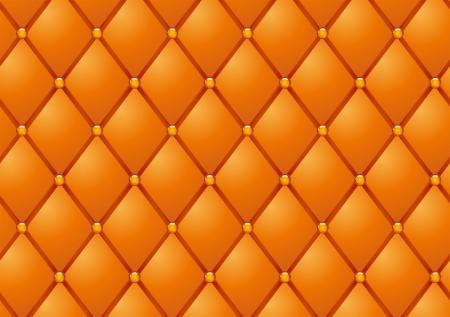 genteel: luxury leather Illustration