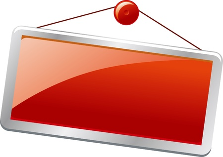Warning bulletin board Stock Vector - 17626044