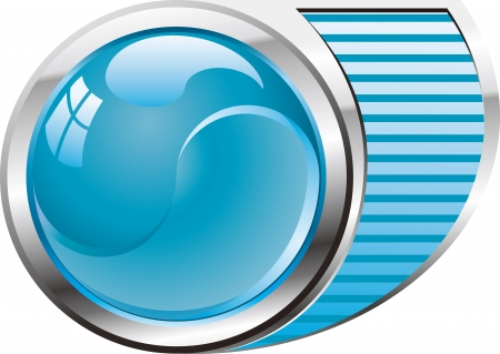 web buttons for website or app  Vector Illustration