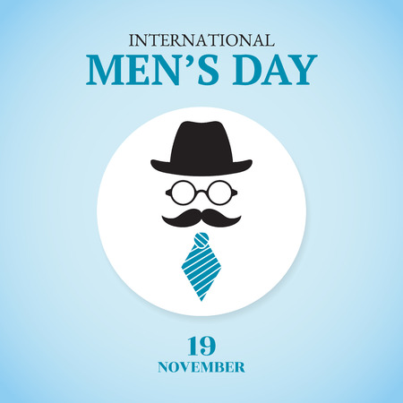 International Mens Day card.