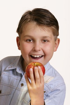 Health:: Grab an apple Stock Photo - 221084