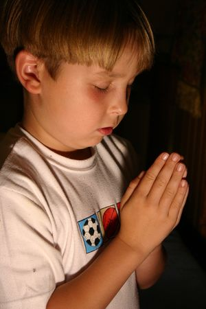 Bedtime Prayer photo