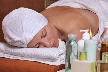 Aroma Massage - Focus Woman