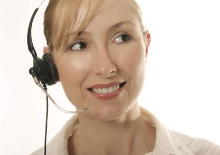 telephonist: Help Desk Assistant, Service Assistant,  Call Centre worker, receptionist, telephonist.
