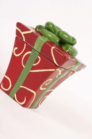 angled view: Gift - Angled view giftbox