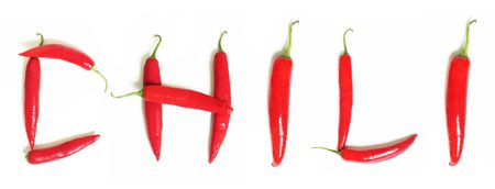Bright Red Chillies