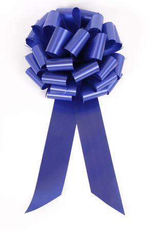 primer lugar: List�n azul, el primer lugar, sentencias, etc ..  Foto de archivo