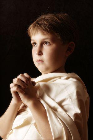 pleading: Pleading, asking, petitioning, praying, etc, Stock Photo