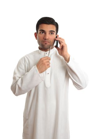 middle eastern clothing: