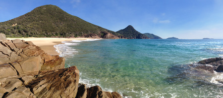 accessed: Wreck Beach in Port Stephens is part of the Tomaree National Park and can only be accessed by a walking track.