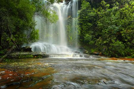royal park: National Falls, Royal National Park, Australia