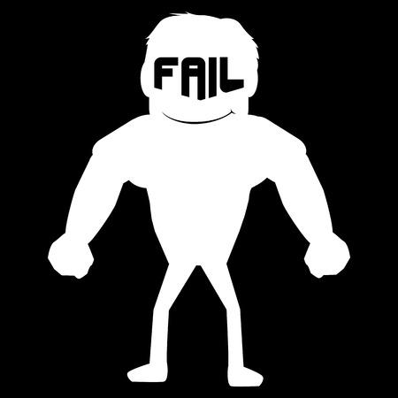 Bodybuilder Fail