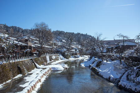 Takayama is a town located in the Japan Alps area. Founded about 300 years ago, Takayama is knonw as Little Kyoto and voted as the most beautiful old town in Japan.