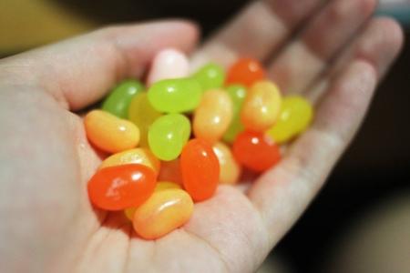 jelly beans: Fagioli di gelatina a portata di mano