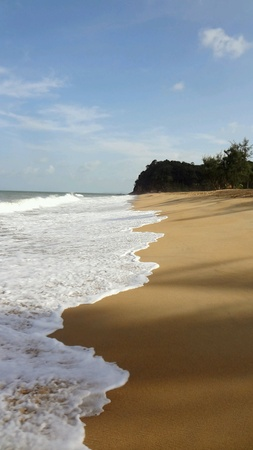 tides: Beach and Tides