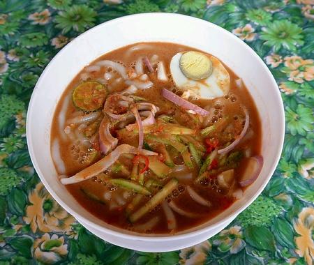 laksa: Malaysian Laksa Food Noodles