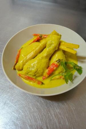 lemak: Ayam Gulai Lemak Chicken in Coconut Gravy