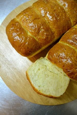 loaves: Milk Loaf Bread Loaves Breakfast