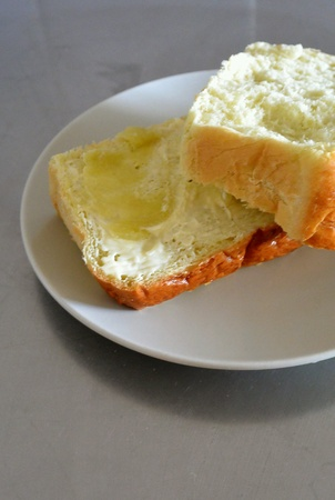 kaya: Breakfast Teatime Malaysia Roti Kaya Bread Slice