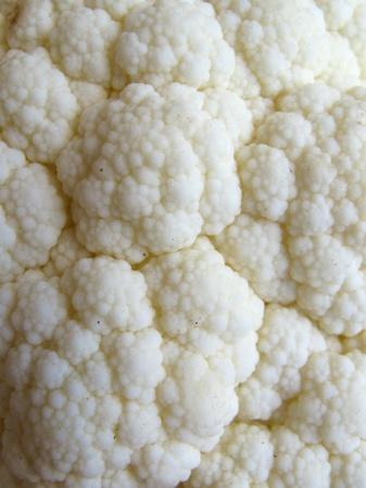 close: Close Up Cauliflower