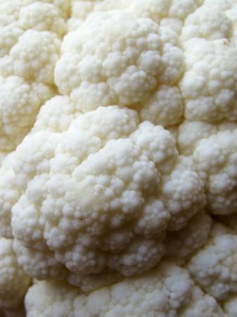 up: Close Up Cauliflower