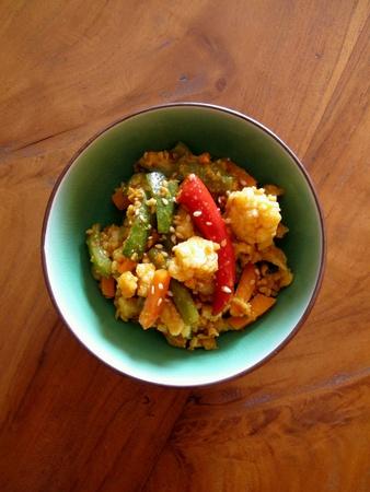 Malaysia Food Vegetable Acha Achar Pickles