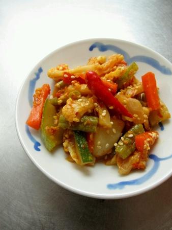 long beans: Malaysia Food Vegetable Acha Achar Pickles