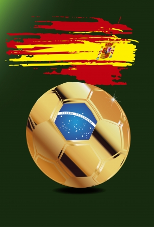 brasil: Spain wm brasil 2014