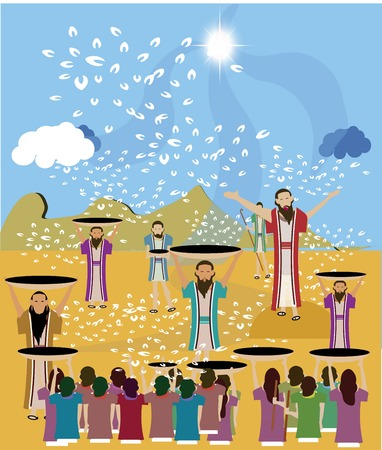 Manna, het brood van God