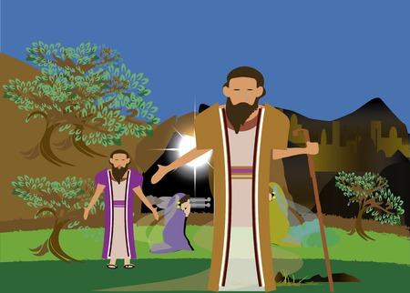 Jesus resurrect Lazarus who was a brother of Martha and Mary