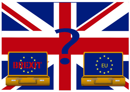 constitutional: Brexit UK EU referendum Stock Photo